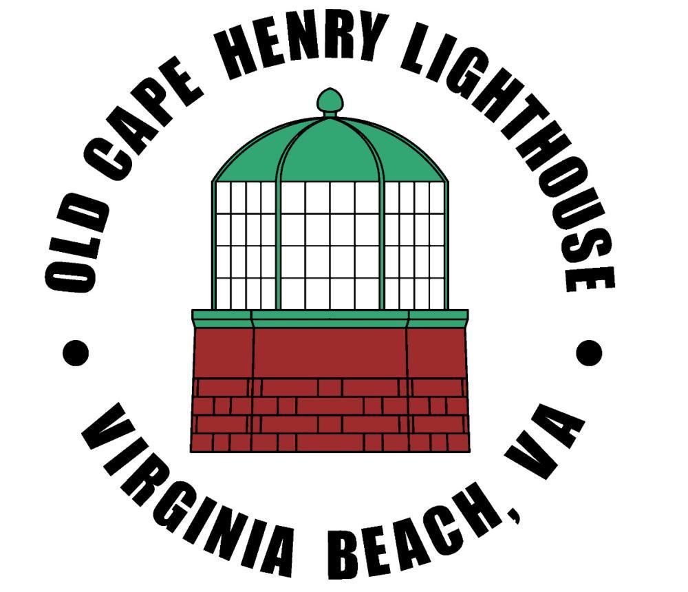 Cape Henry Lighthouse Logo