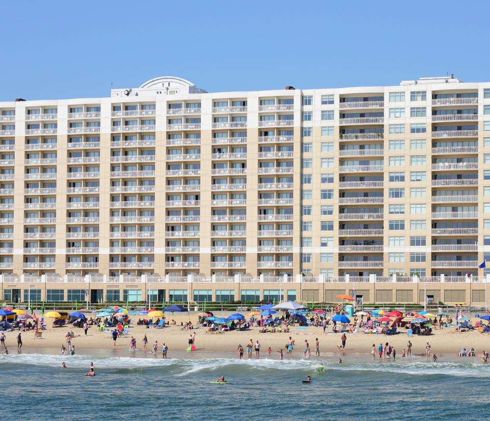 SpringHill Suites Beach View