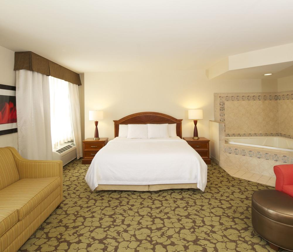 King Whirlpool/Jacuzzi Suite