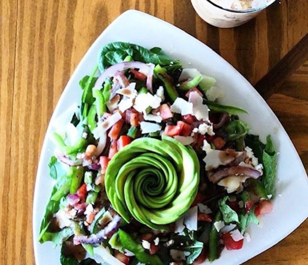 Pico Avocado Salad
