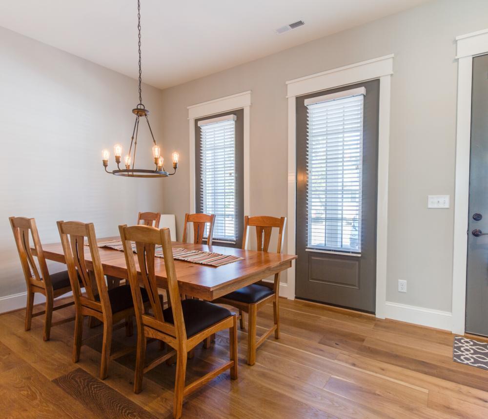 4 BR Dining Room