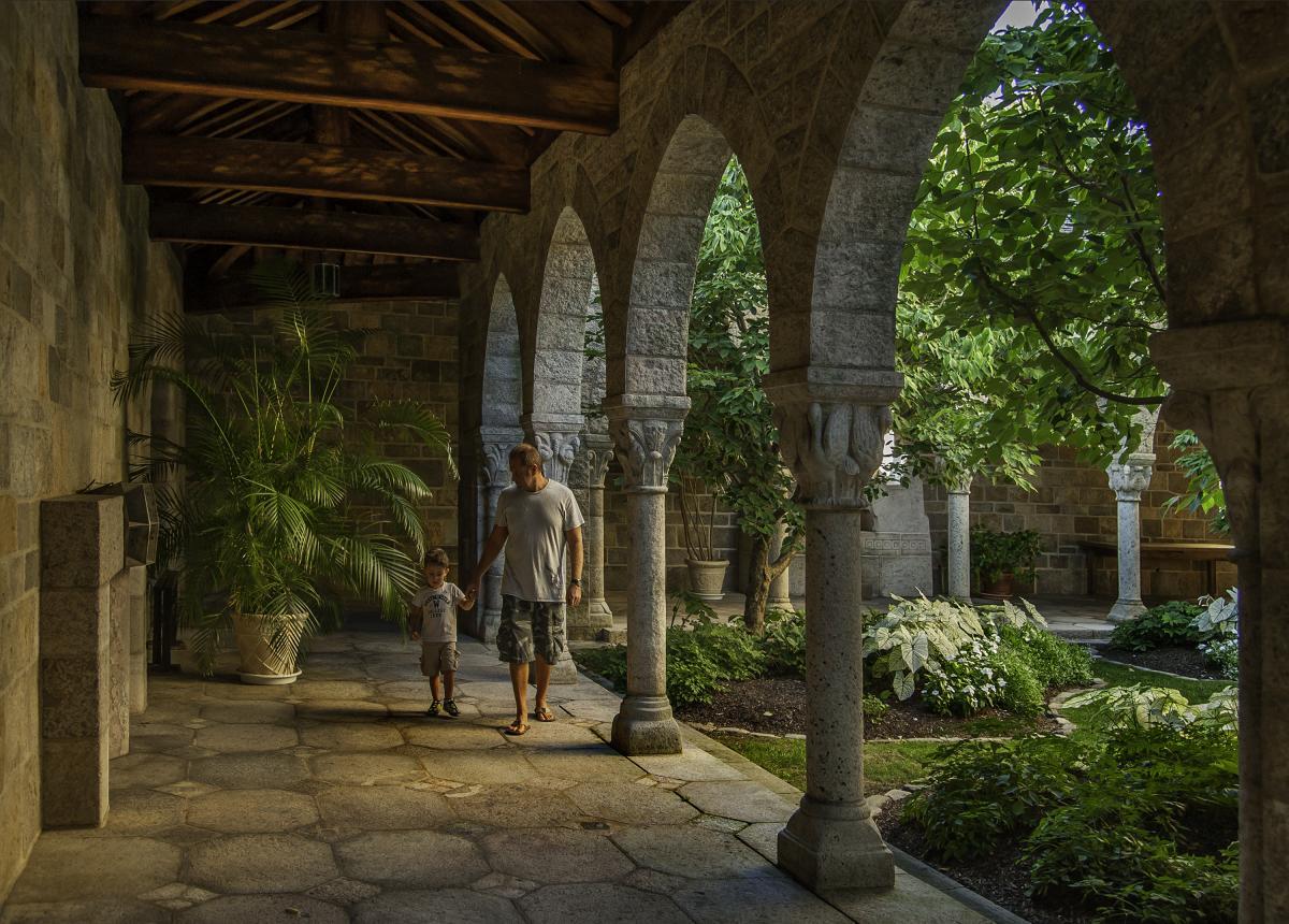 Bryn Athyn Gardens
