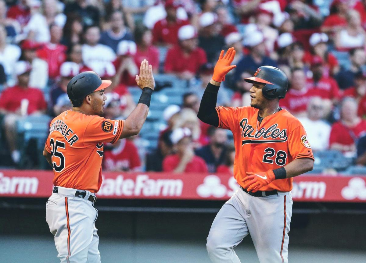 Baltimore Orioles Players