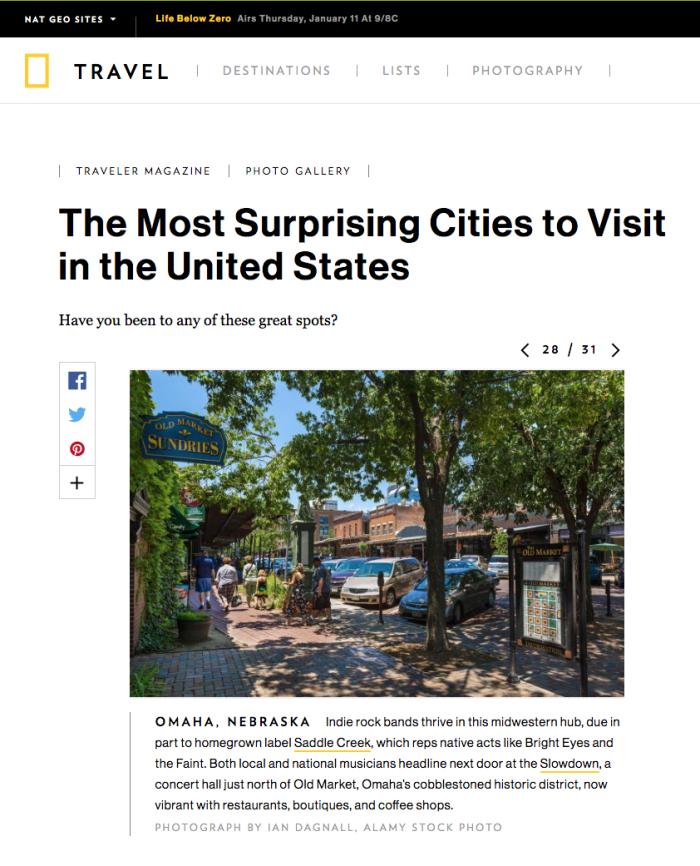 Best Cities in the U.S.
