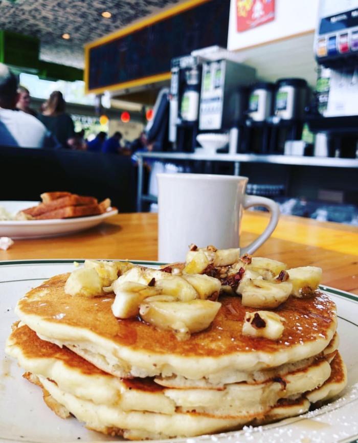 Lola pancake stack