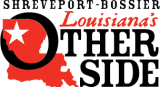 Shreveport-Bossier, Louisiana's Other Side logo