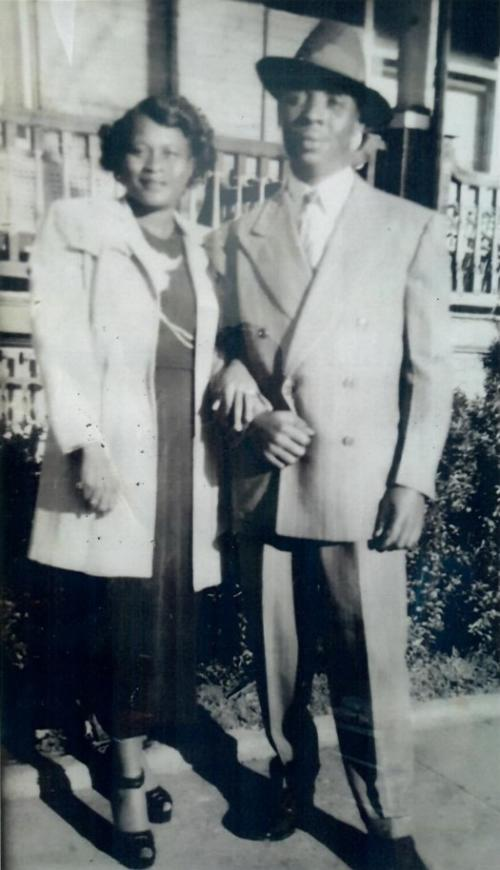 Mr. & Mrs. Horace Lee