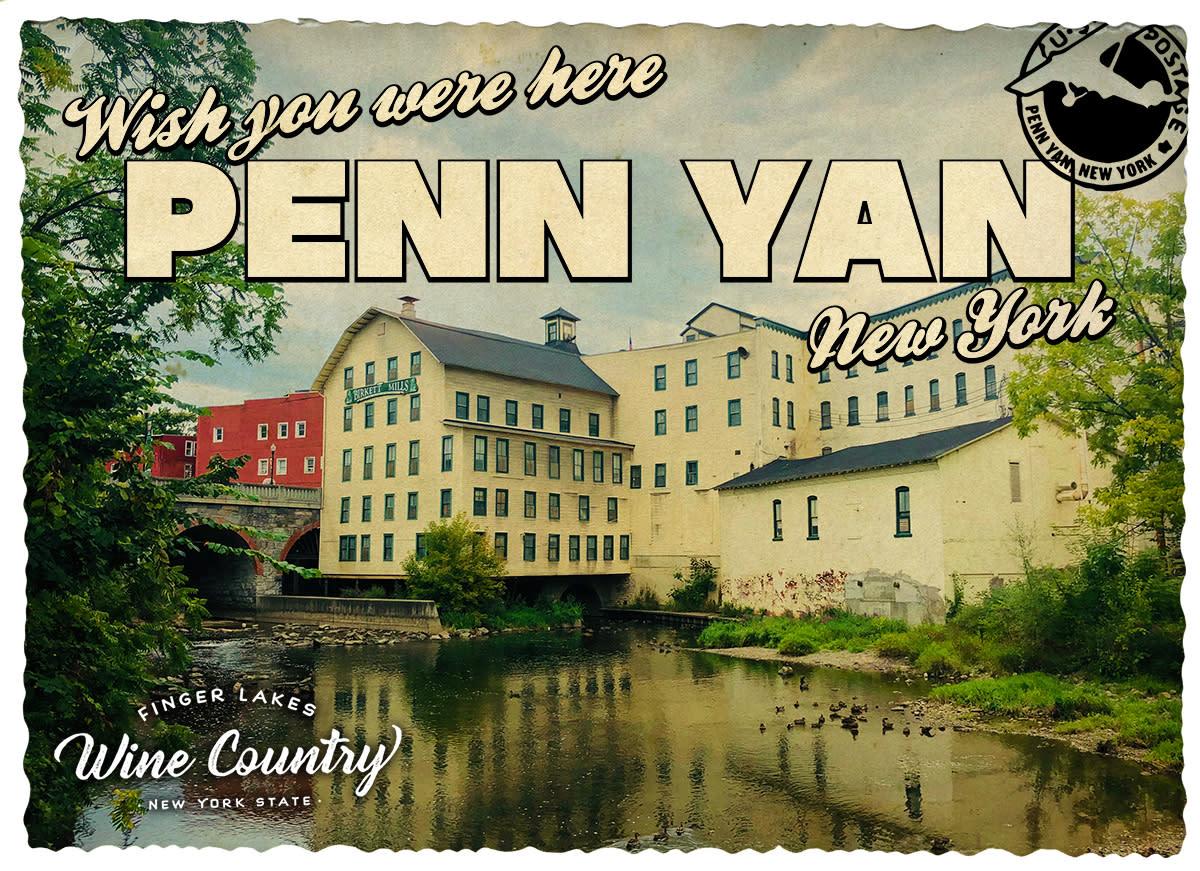 Penn Yan Postcard - WYWH2020