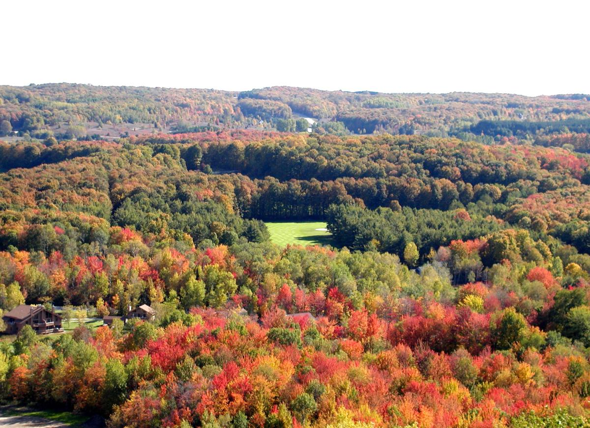 Fall Color Tour at Shanty Creek Resorts