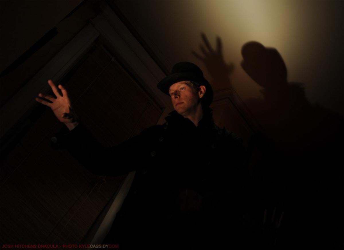 Dracula at Stoneleigh
