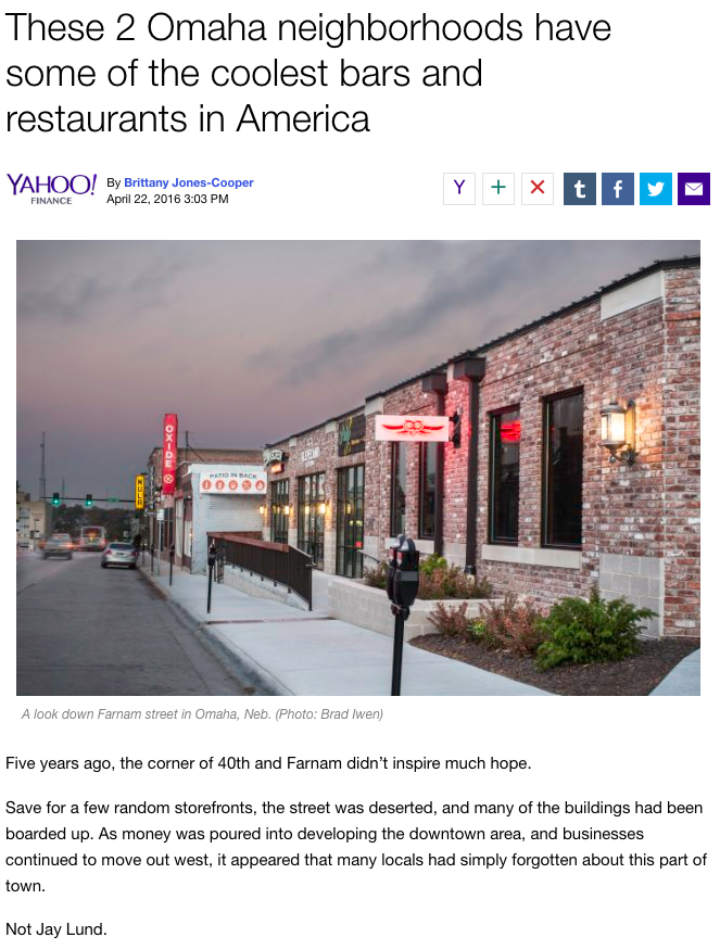 Omaha Neighborhoods - Yahoo! Finance