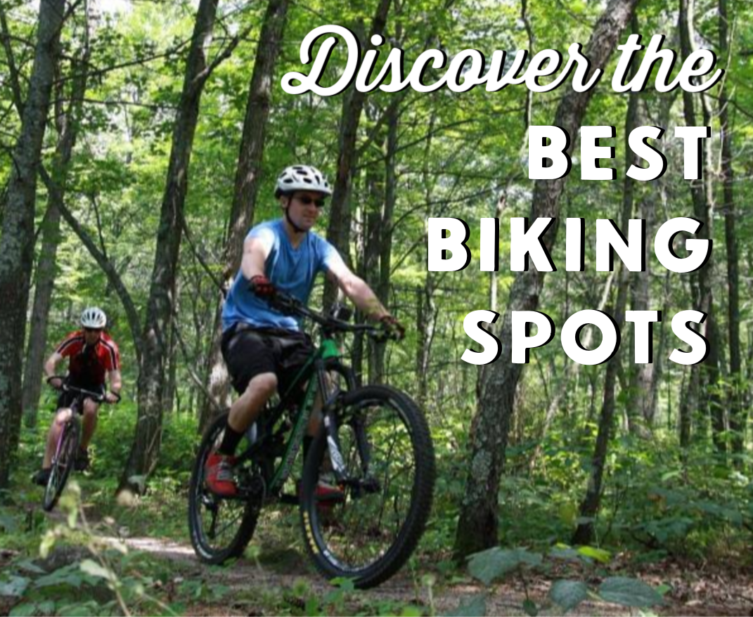 Looking for a place to ride? Check out the options for biking in the Stevens Point Area.