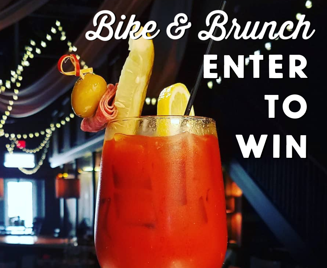 Enter to win the Bike & Brunch Getaway in the Stevens Point Area!