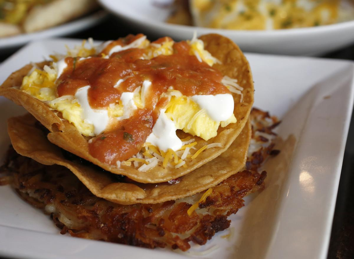 The Loop in Rochester, MN offers brunch.