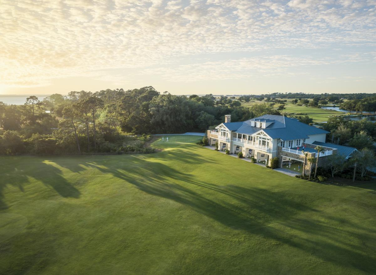 Sea Island's Golf Performance Center is a 17,000 square-foot state-of-the-art facility for golfers of all skill levels