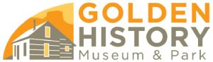 Golden History Museum and Park logo
