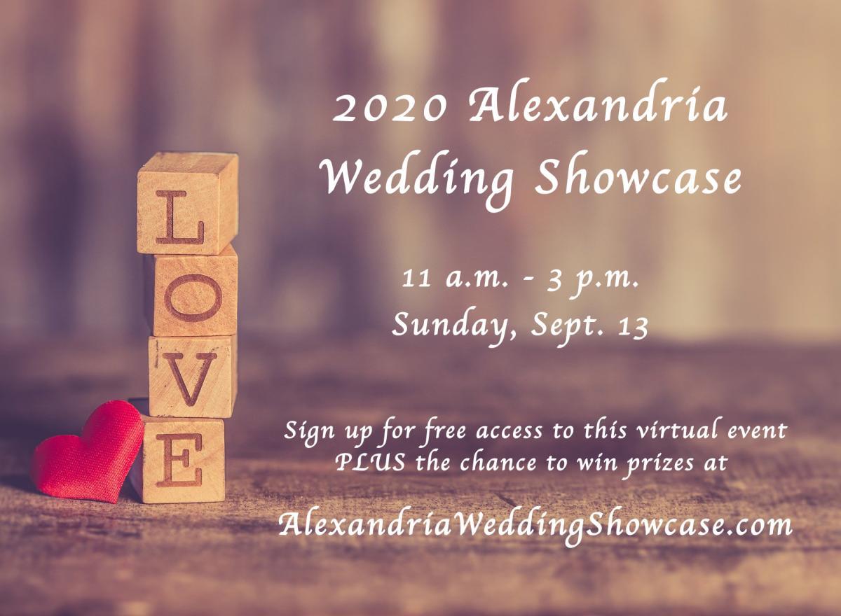 2020 Alexandria Wedding Showcase
