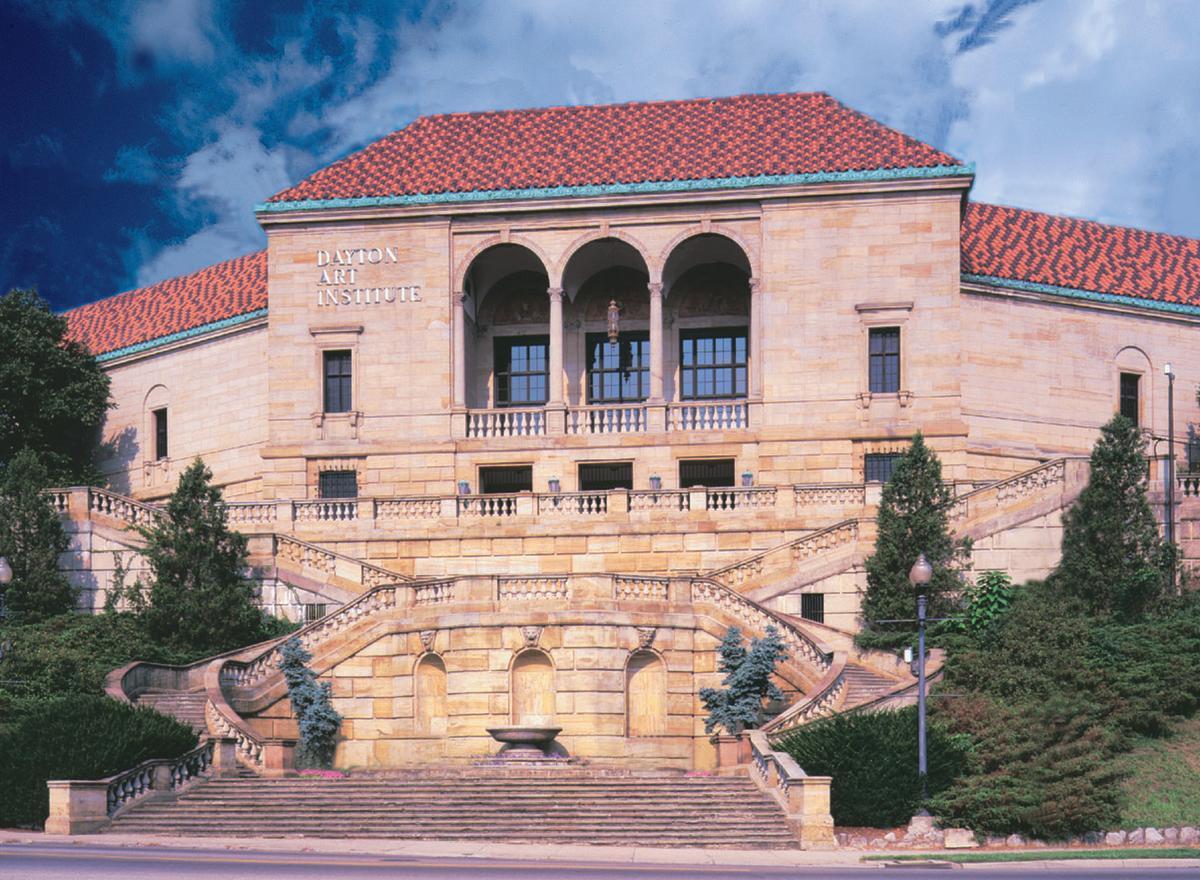 Dayton Art Institute Zoom
