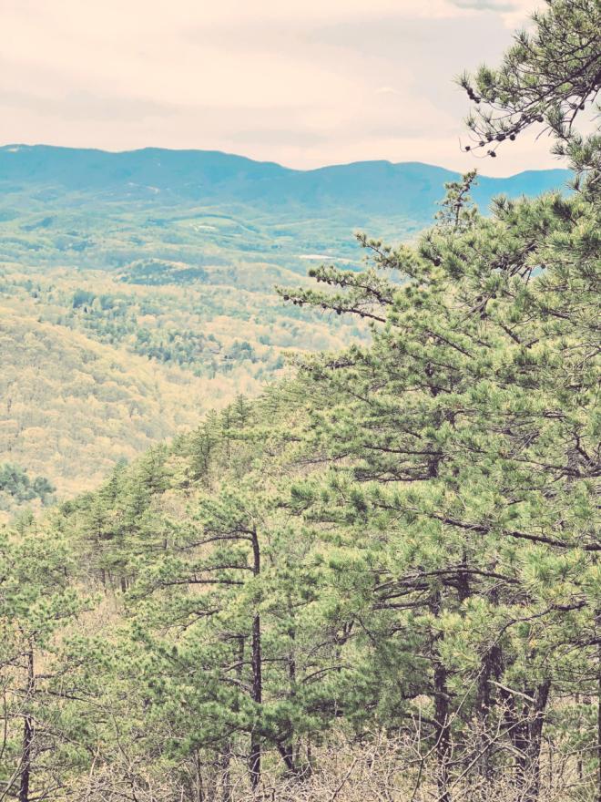 Poor Mountain - Roanoke County