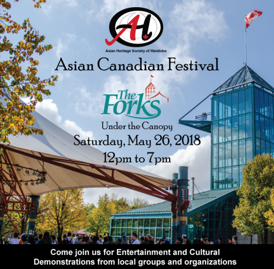 Asian Heritage Society of Manitoba