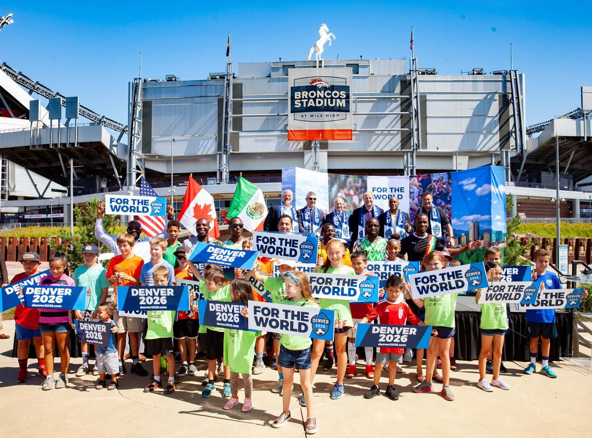 Denver 2026 World Cup Bid Press Release