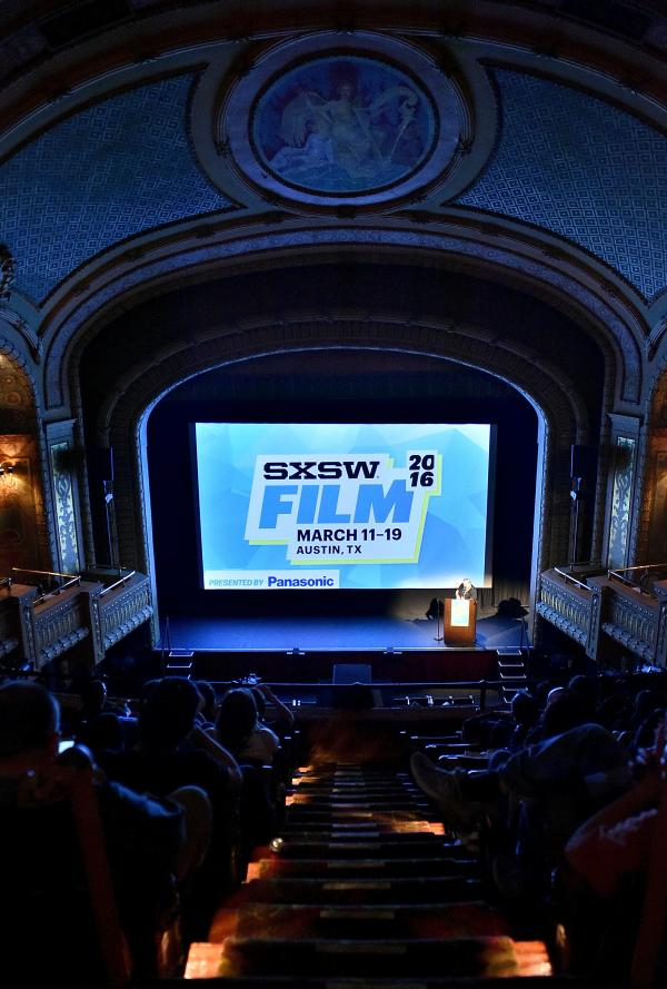 SXSW Film Awards 2016 at the Paramount Theatre
