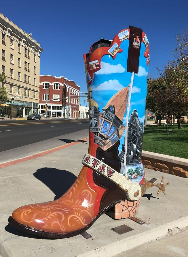 Downtown Boot