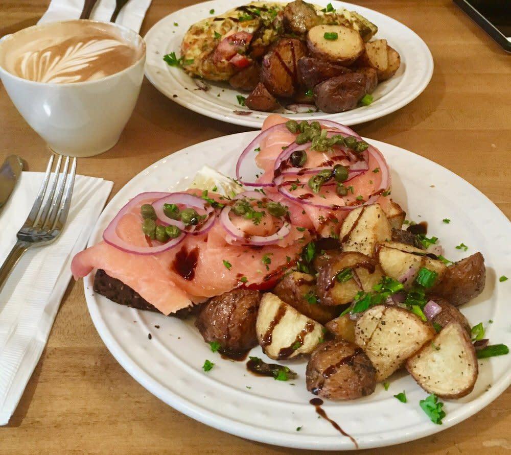 Cafe Caldo in Huntington Beach