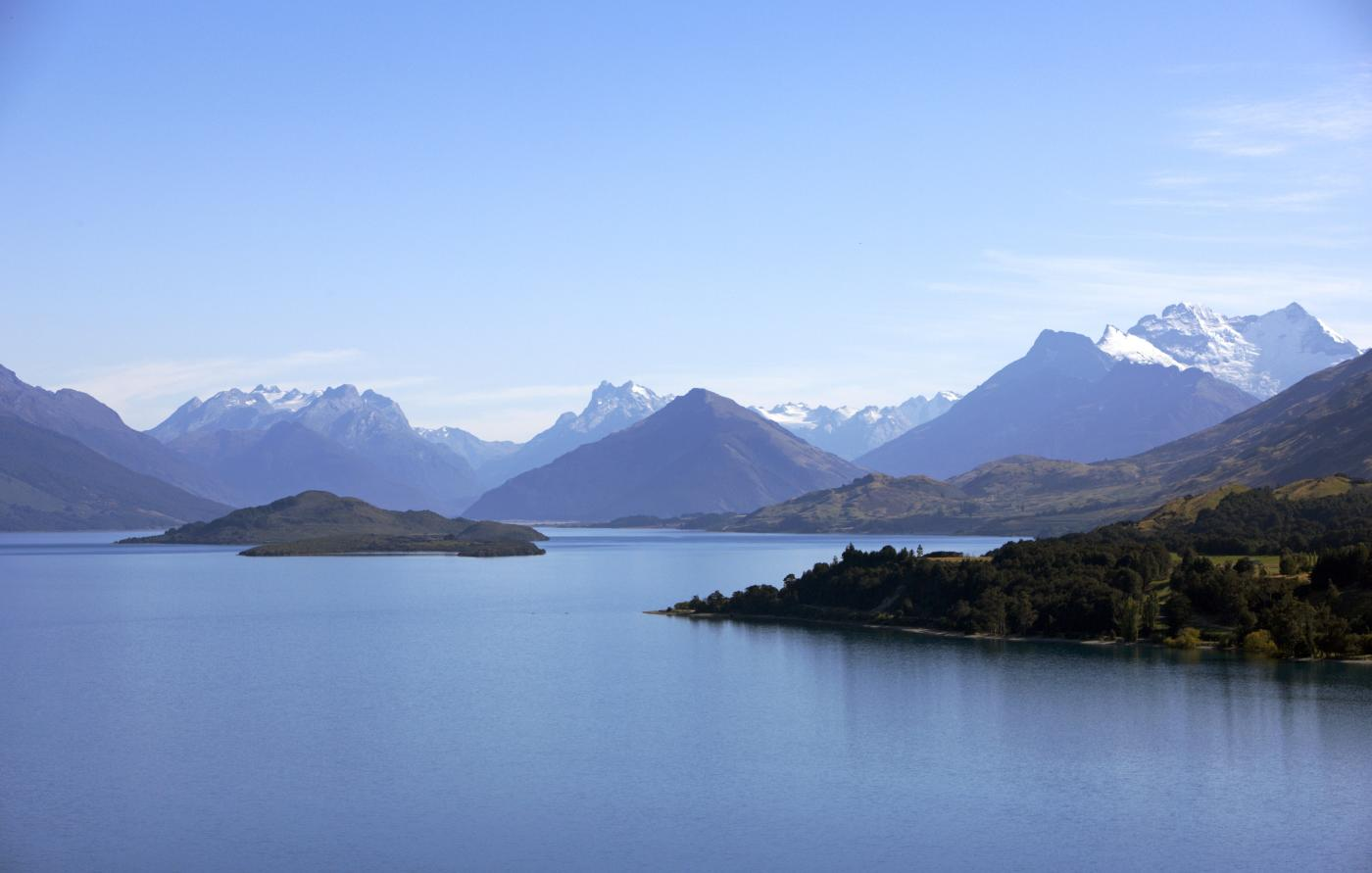 Glenorchy Panoramic Views