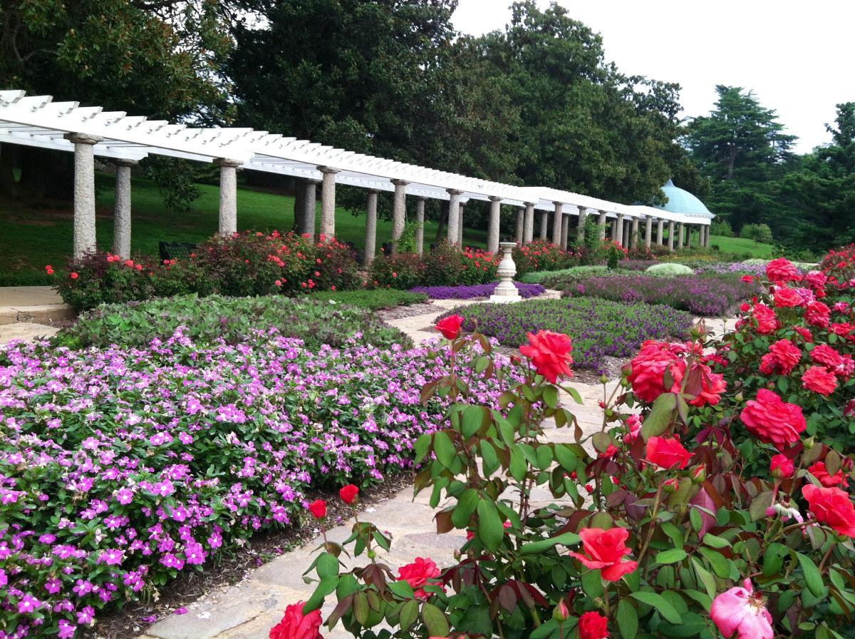 Maymont Italian Gardens