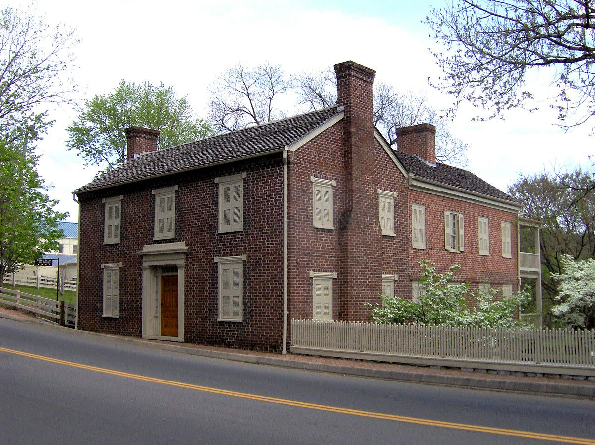 Andrew Johnson Home