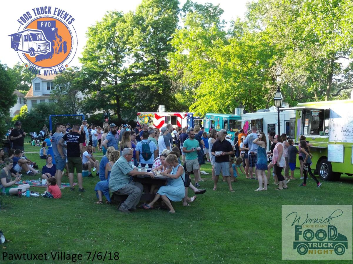 Warwick Food Truck Night