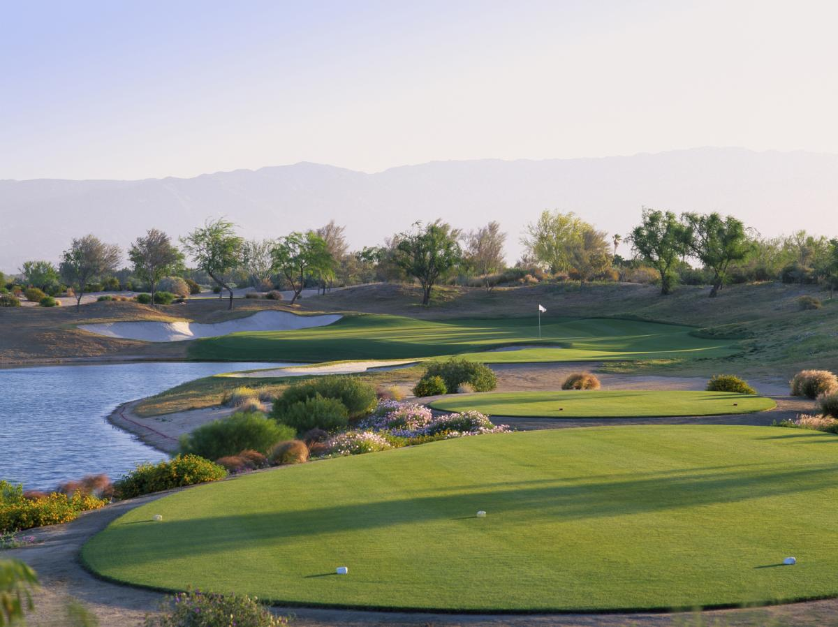 Golf course at La Quinta Resort and Club