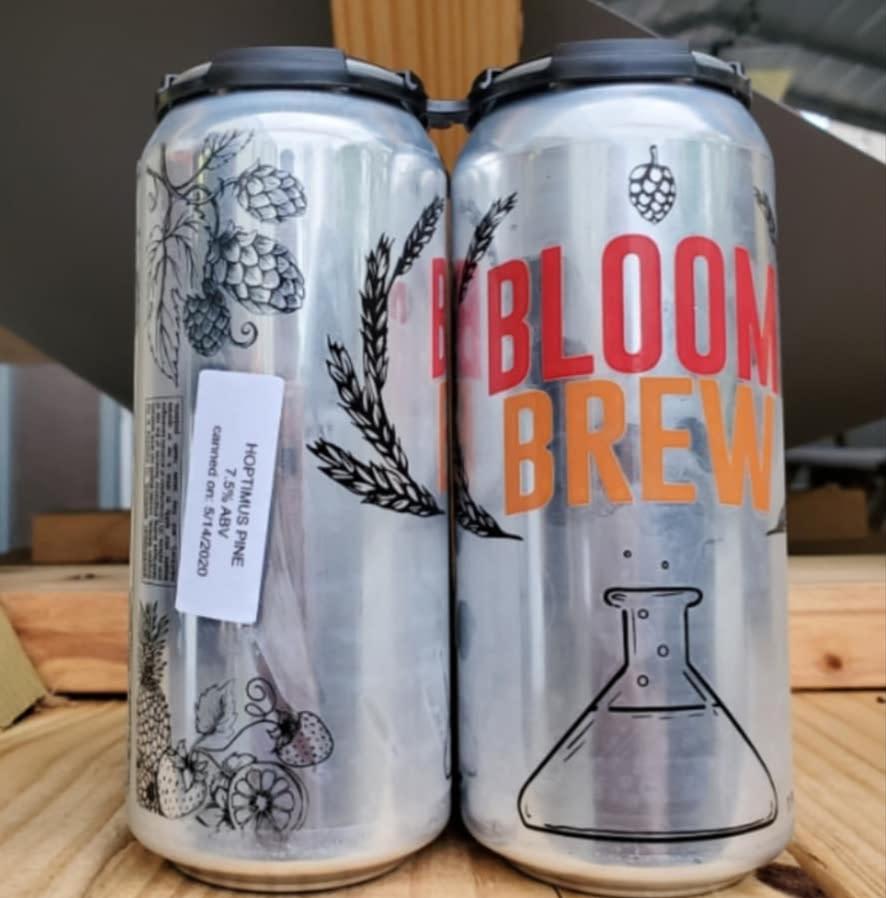 Bloom Brew: Hoptimus Pine