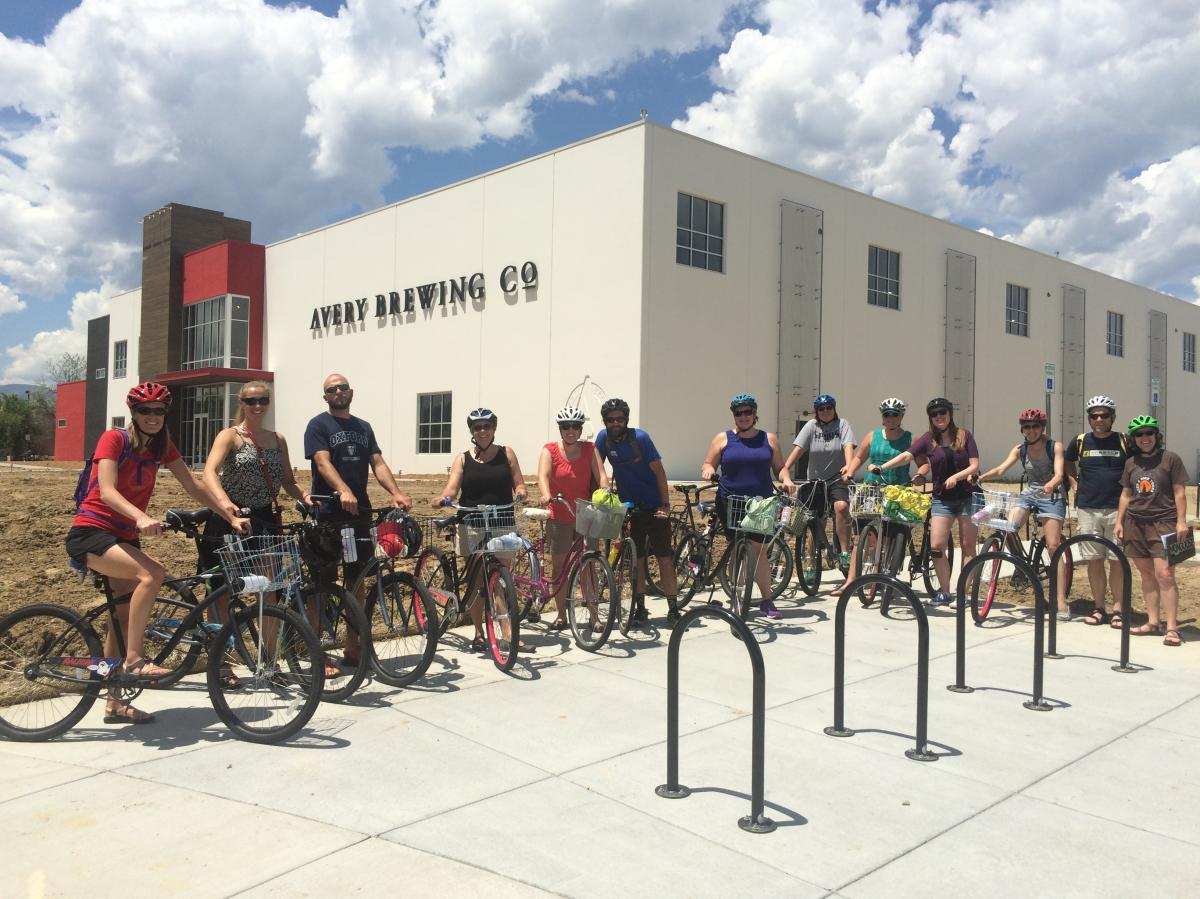 Boulder Beer and Bike Tours