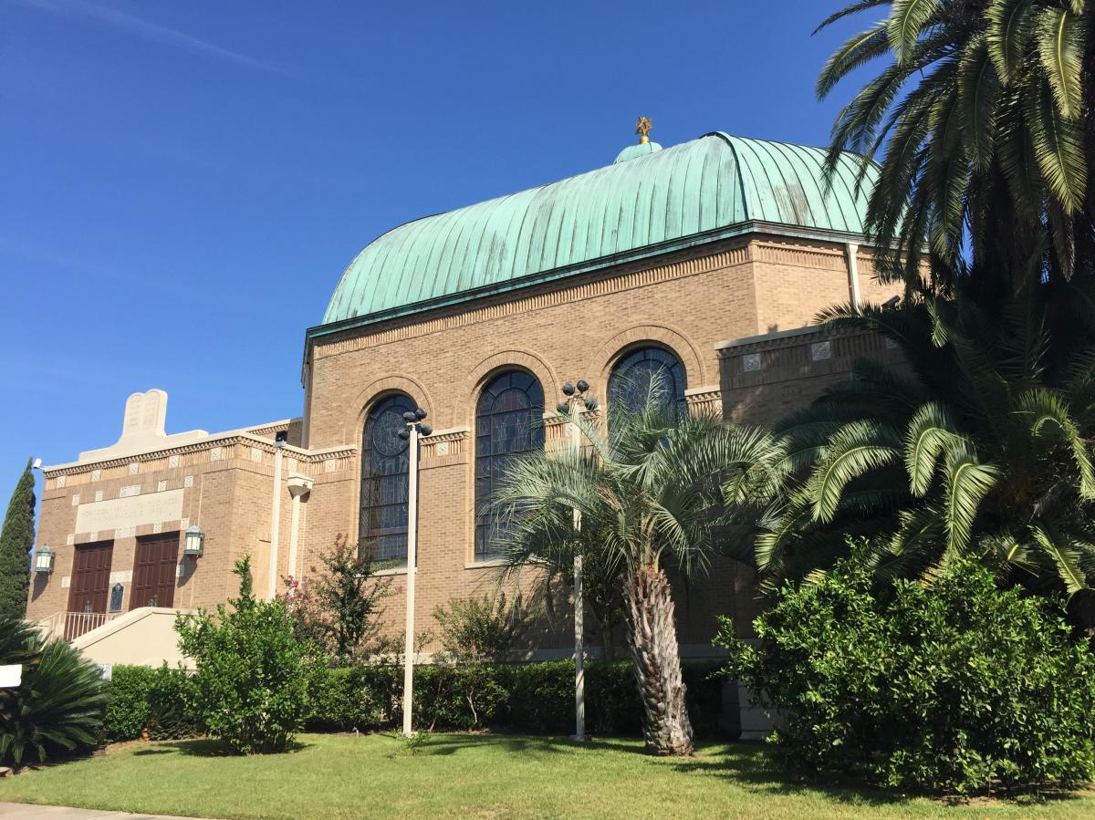 Temple Emanuel Exterior