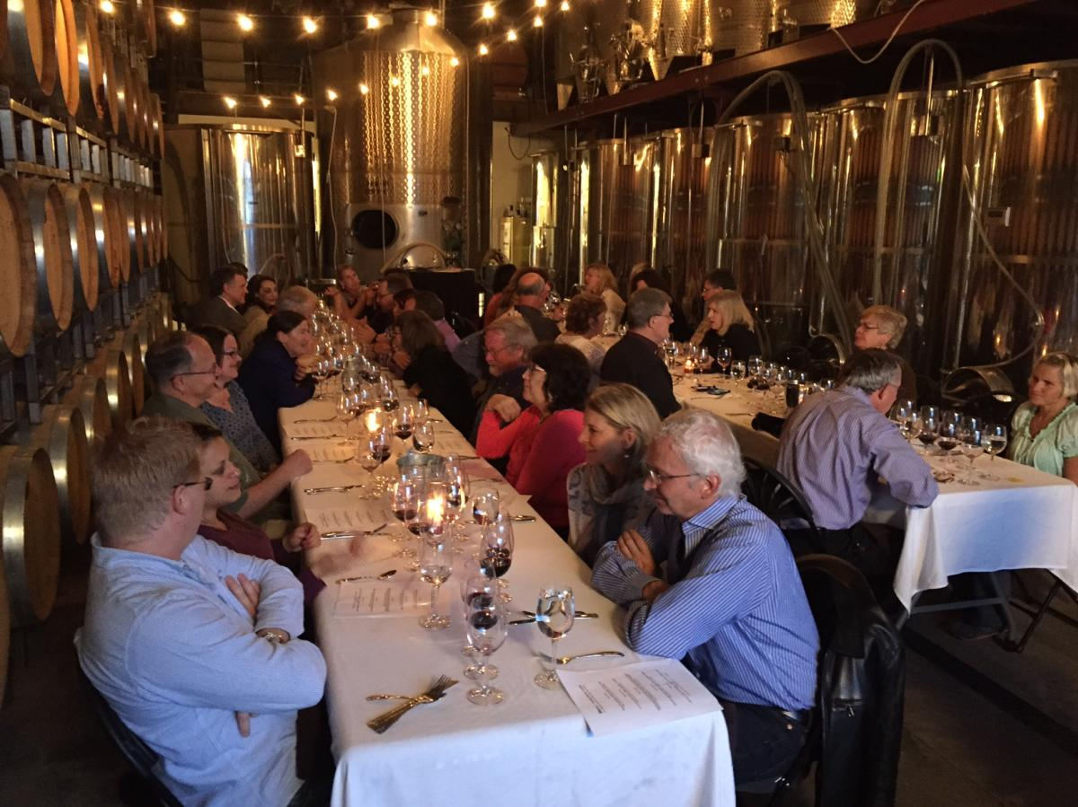 Bookcliff Vineyards Wine Dinner