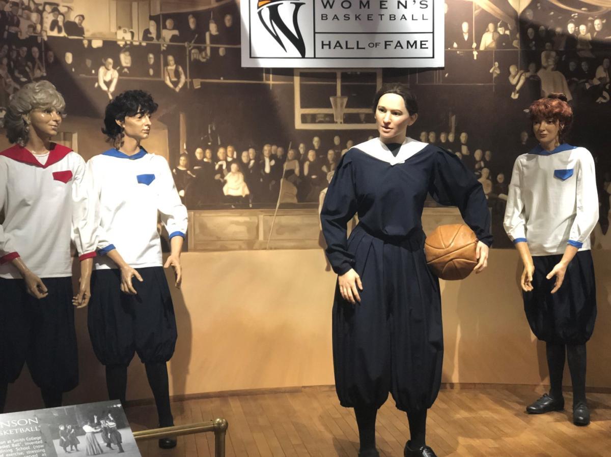 WBHOF vintage uniforms