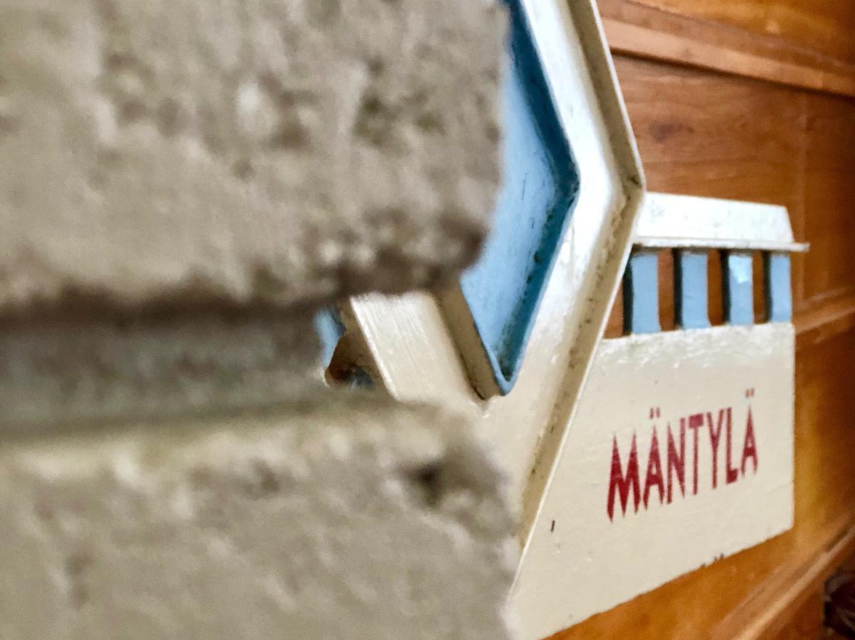 Mantyla at Polymath Park
