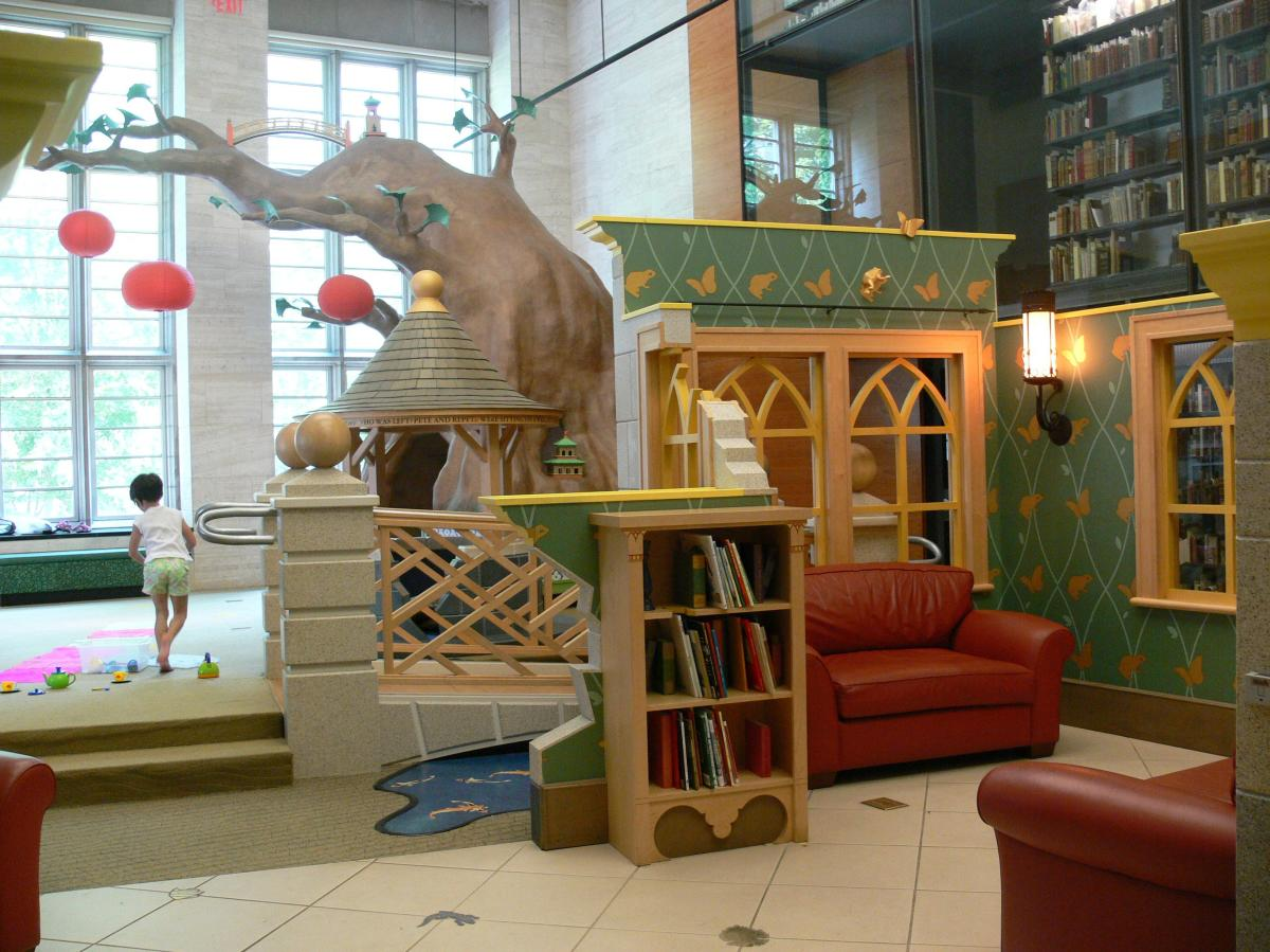 Costen Children's Library