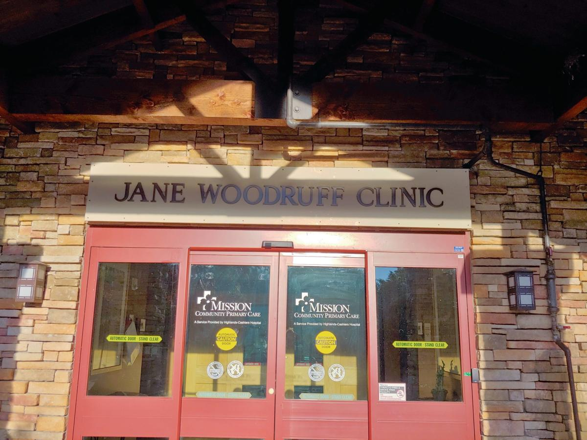 Jane Woodruff Clinic