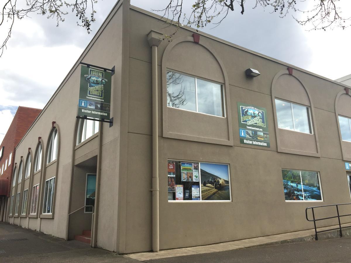 Eugene, Cascades & Coast Visitor Information Center