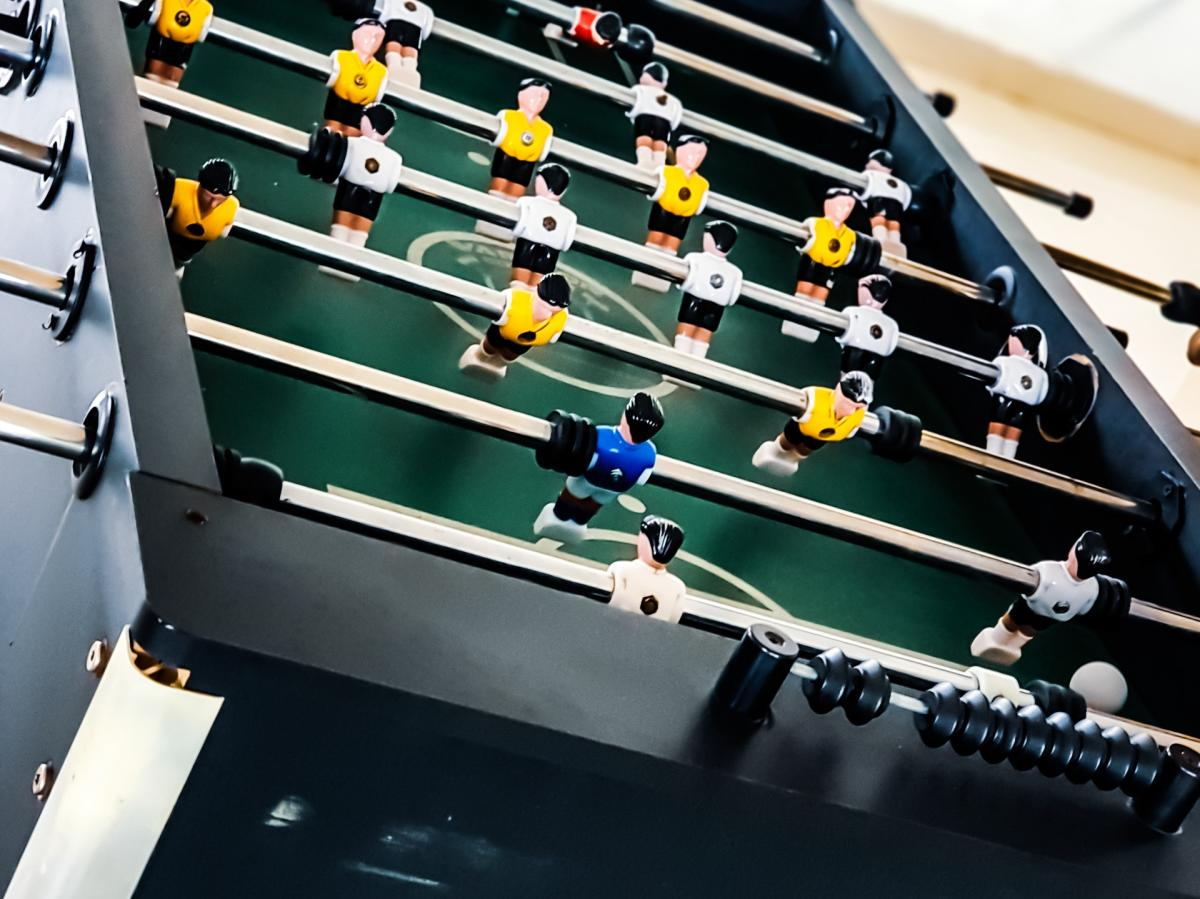 foosball photo