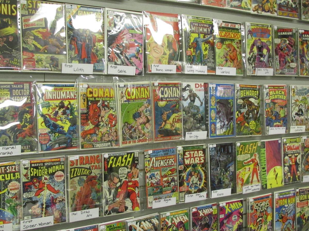 Comics World
