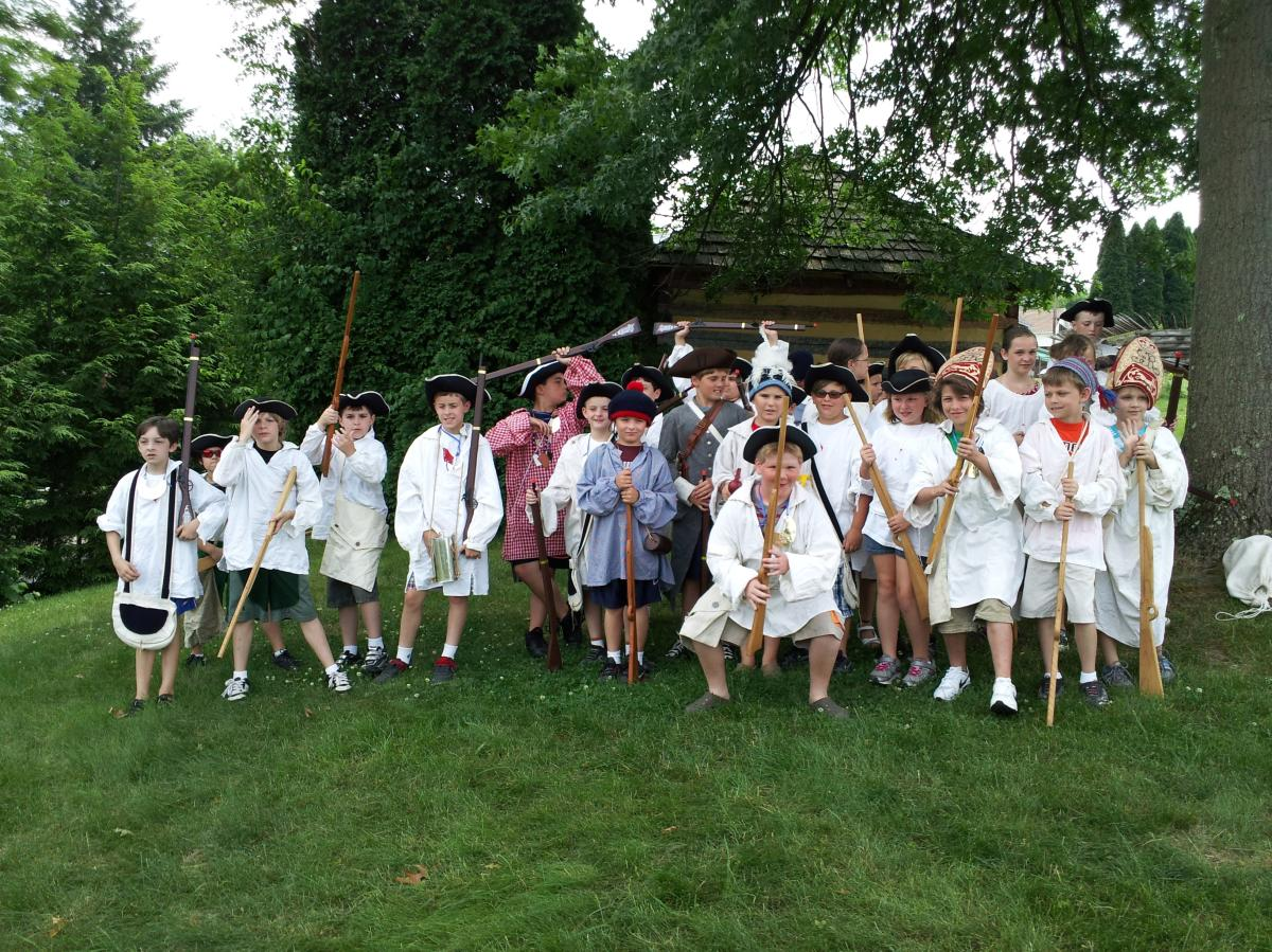 Fort Ligonier Day Camp