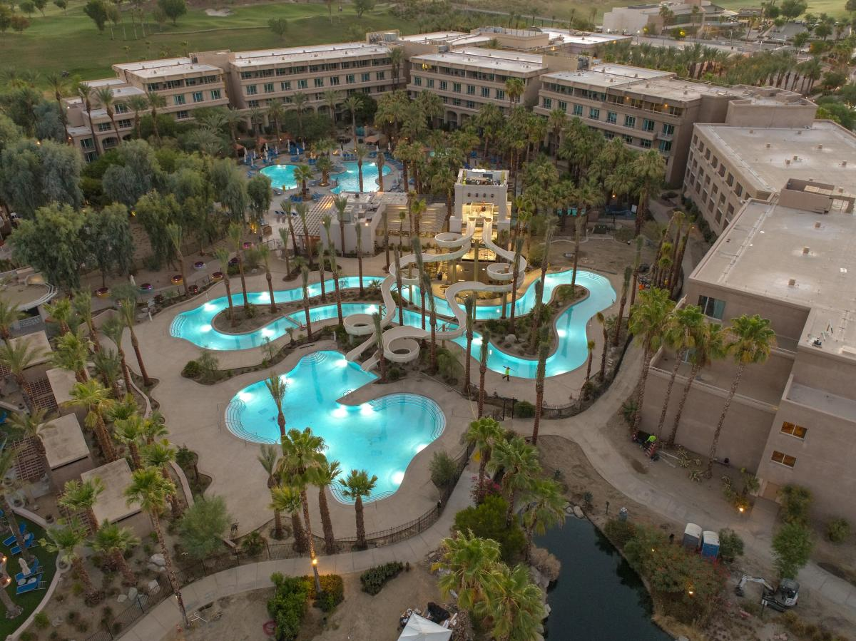 HyTides Water Park_Hyatt Regency Indian Wells