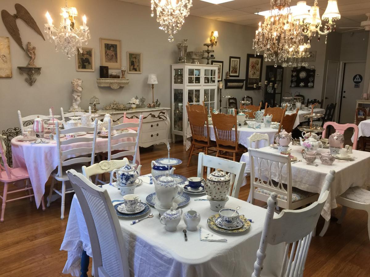 Amanda's Tea Room