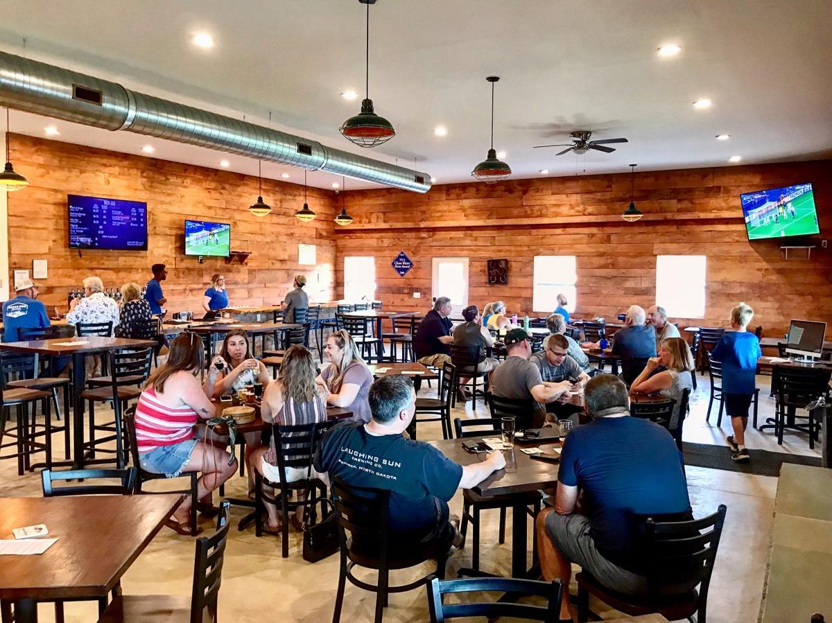 Cedar Run Brewery Tap Room