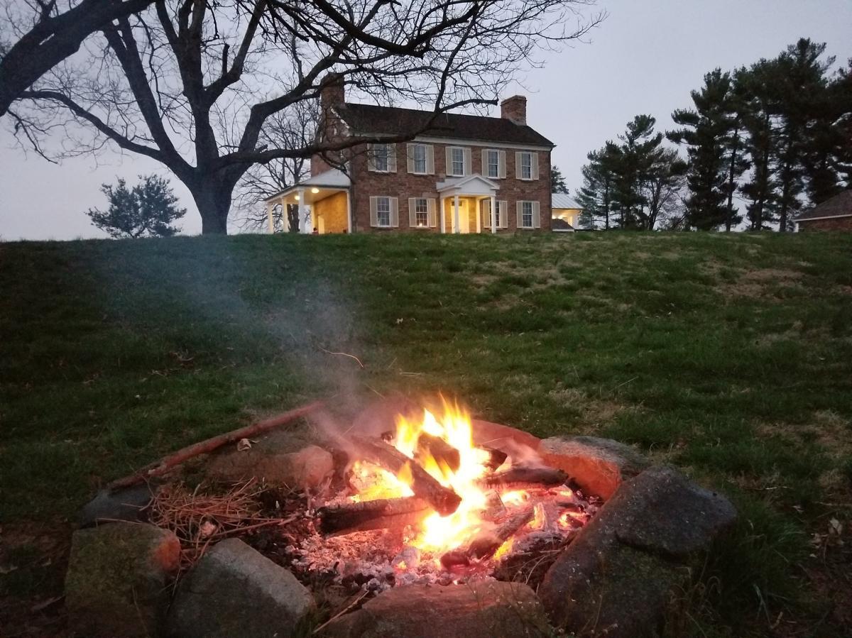Ben Lomond Campfire