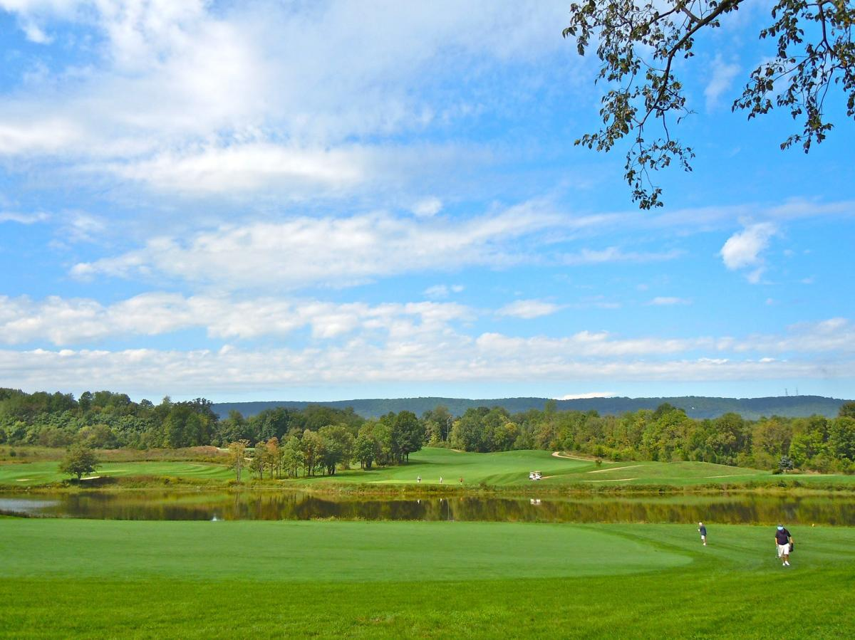 Bull Run Golf Course